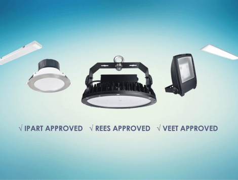 IPART, VEET & REES APPROVED PRODUCTS