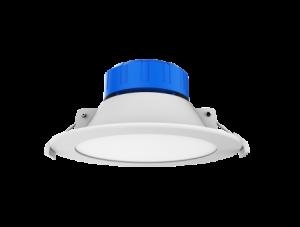 Image of VIVA 145 large Tritone LED downlight