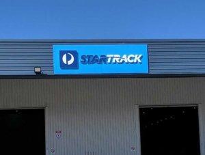 PARX floodlight at StarTrack