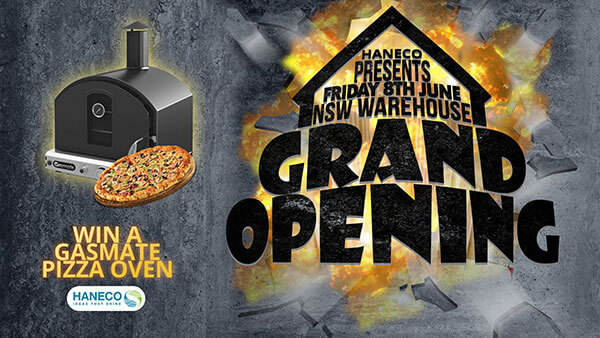 NSW Warehouse Grand Opening