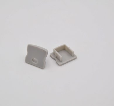 Extra end caps for PARALLAX Surface Mount Square