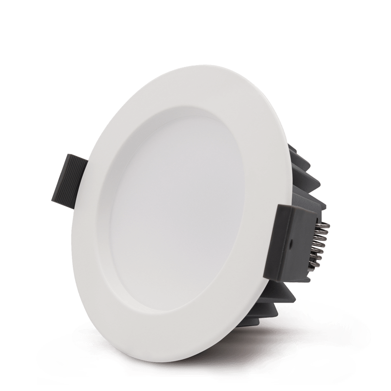 finest selection 48ba9 0bed8 AURORA 700 LED downlight with opal resessed lens from Haneco