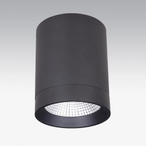 M15W-black - LED downlight