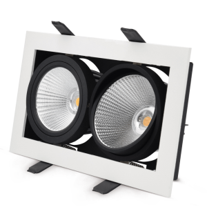 XBOX_Double_LED_adjustable_downlight