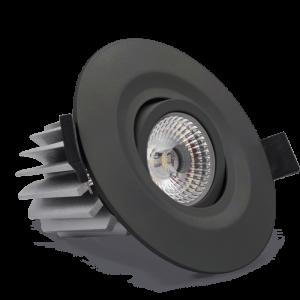 DETAIL_adjustable_LED_downlight_Black