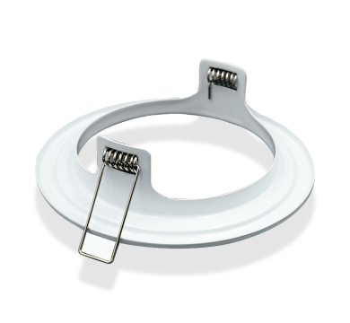 AURORA LED Fixed Downlight Adaptor Ring 130mm