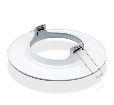 AURORA LED Fixed Downlight Adaptor Ring 170mm