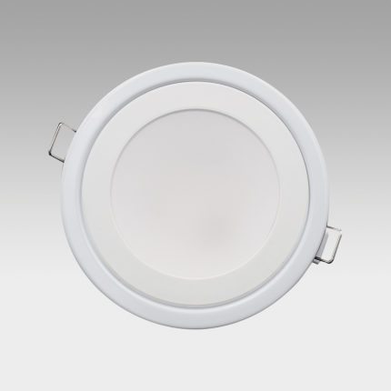 VIVA110 LED Fixed Downlight Adaptor Ring 130 White