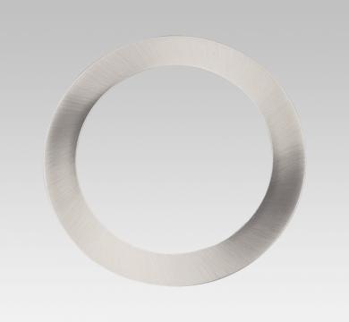VIVA 110 LED Fixed Downlight Clip-on Trim Brushed Nickel
