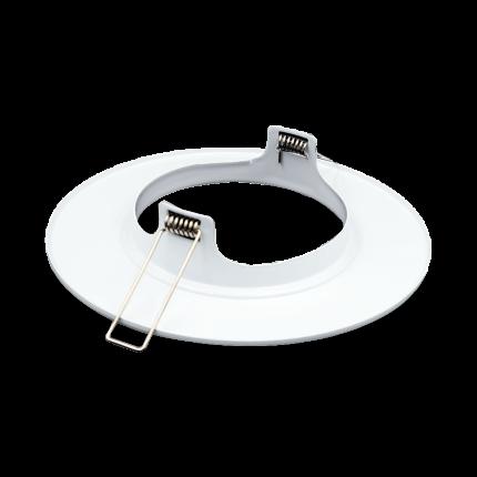 VIVA 110 LED Fixed Downlight Adaptor Ring 170 White