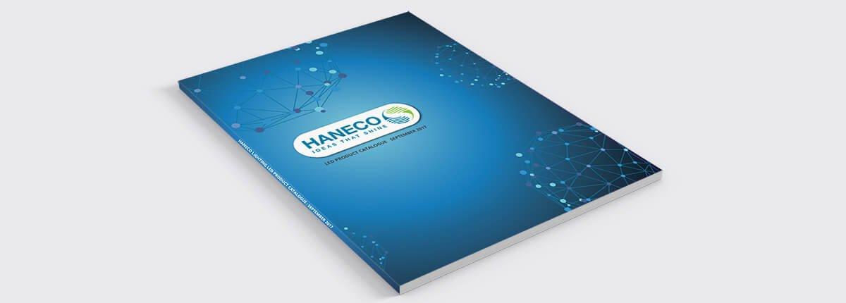 Haneco LED Lighting Catalogue Sept 2017