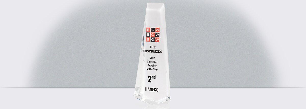 Haneco Award