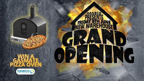NSW Warehouse Grand Opening