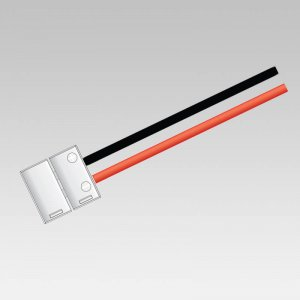 150mm Strip to Power for FLEXION LED strip lighting