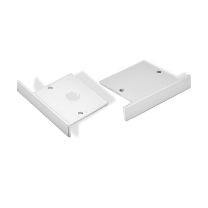Extra end caps for PARALLAX Recessed Ceiling