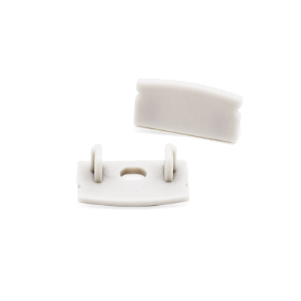 Extra end caps for PARALLAX Surface Mount Low Profile