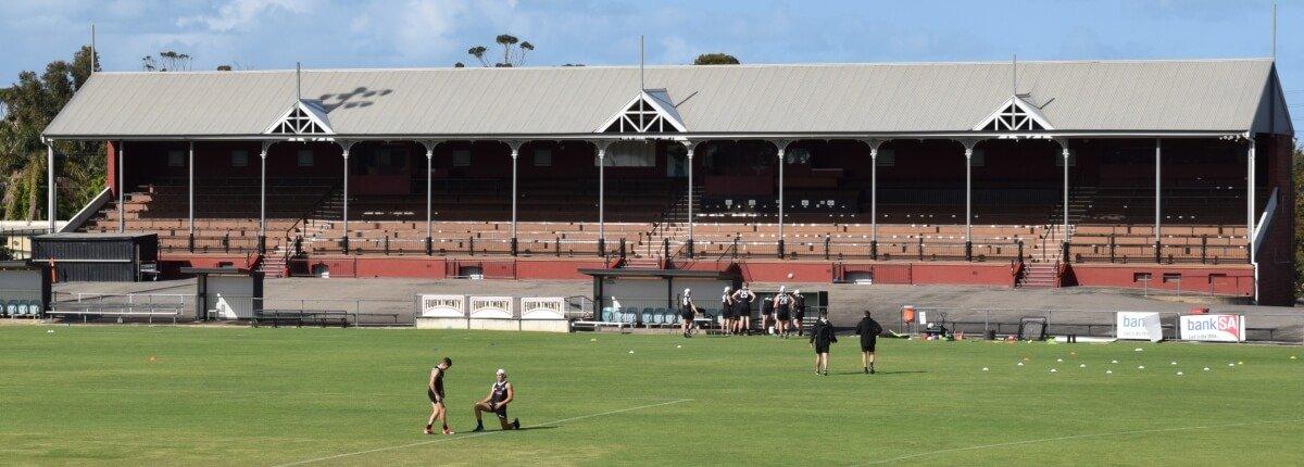 Bright Future for Port Adelaide