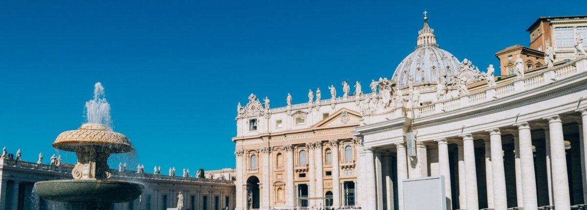 Conversion at Saint Peter's