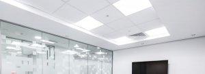 LED panels 1200 x 400