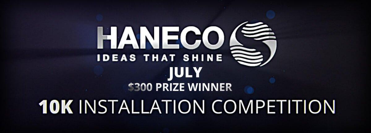 July 2019 Winner